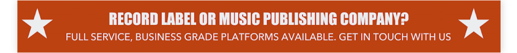 Publisher grade record label sync licencing platforms